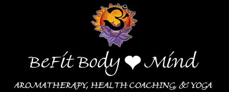 BeFit Body & Mind - Aromatherapy, Health Coaching, & Yoga