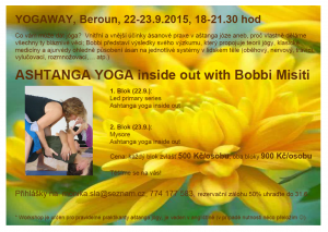 Ashtanga inside out s Bobbi Misiti - Yogaway