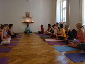 Yoga Workshops Worldwide