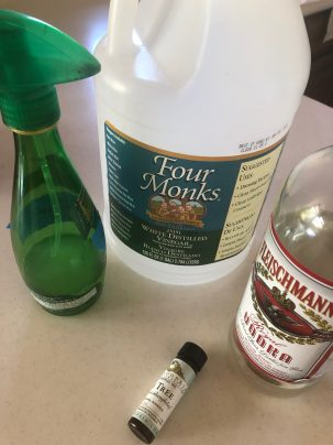 Photo From: Disinfectant Spray