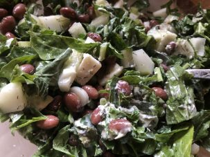 Photo From: Kidney Bean Salad