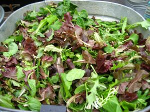 Photo From: Spring Mix Salad with Balsamic Dressing