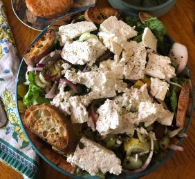 Photo From: The Ultimate Greek Salad Recipe