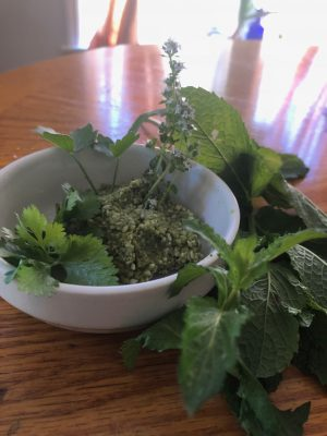 Photo From: Herbed Pesto