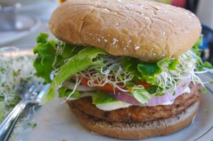 Photo From: Vegetarian BLT