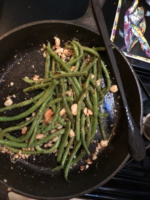 Photo From: Green Bean Almondine