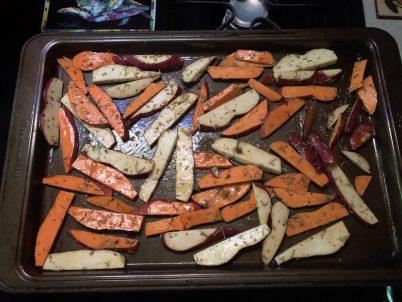 Photo From: Sweet Potato Rosemary Fries