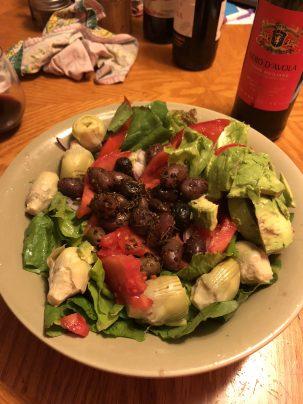 Photo From: Avocado & Tomato Salad