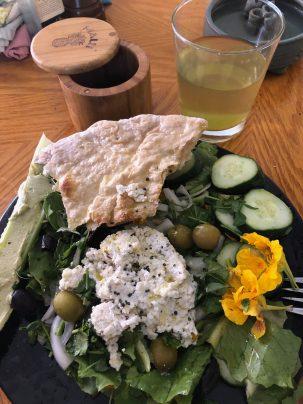 Photo From: Baked Lemon Rosemary Ricotta