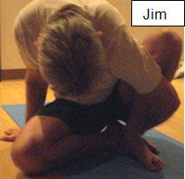 marichyasana b  befit bodymind yoga  health coaching
